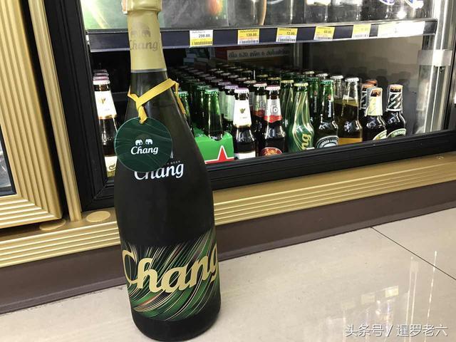 象牌啤酒出了「香檳款」。五十多元的價格。泰國7-11就有賣! - 每日頭條