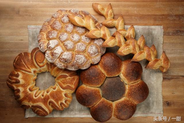 實用貼   麵包也玩凹造型,這麵包整形術不學可不行! - 每日頭條