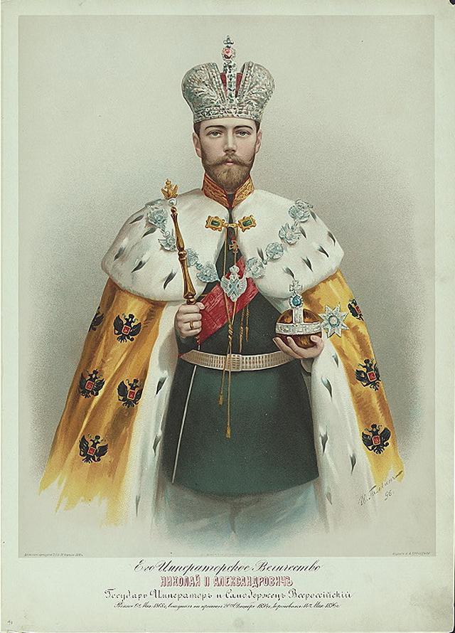 羅曼諾夫王朝 末代沙皇尼古拉·亞歷山德羅維奇 - 每日頭條