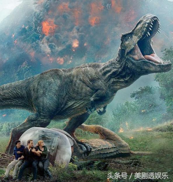 《侏羅紀世界2》新出帝王迅猛龍。牛龍墊底。霸王龍只排第二 - 每日頭條
