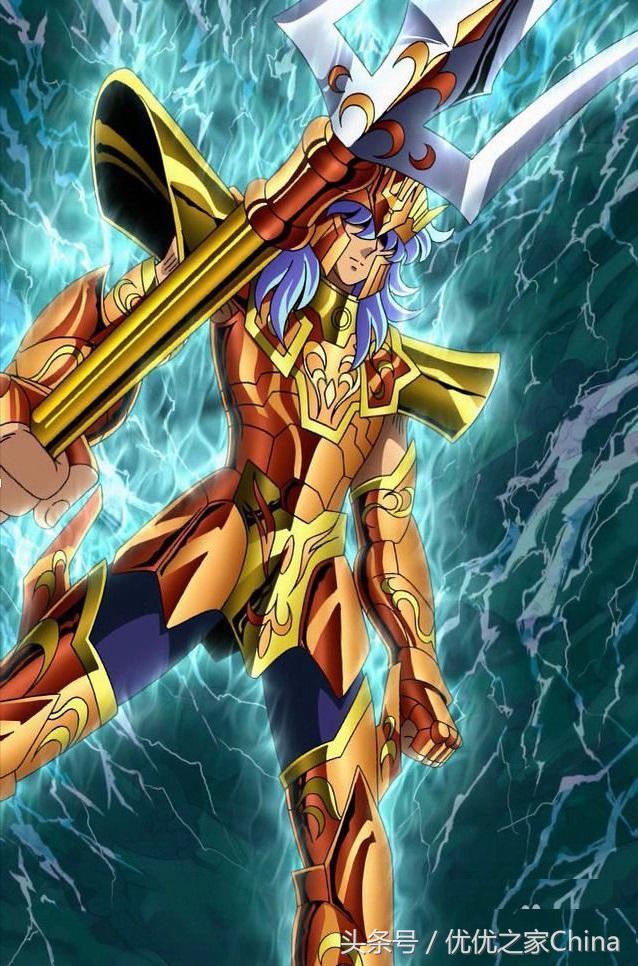 聖鬥士全角色實力終極排名:神明,黃金聖鬥士,冥鬥士,海鬥士 - 每日頭條