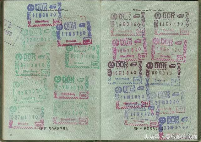 護照、簽證、綠卡的區別你都知道嗎? - 每日頭條