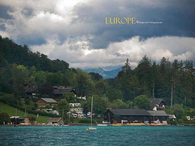奧地利沃爾夫岡湖景色美不勝收 - 每日頭條