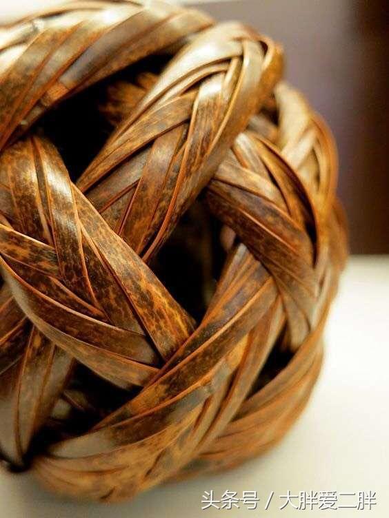 中國傳統手工藝——竹編製品 - 每日頭條