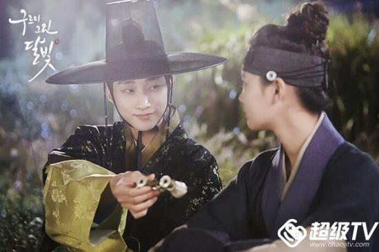 樸寶劍首支《雲畫的月光》OST芒果TV全網首播 - 每日頭條