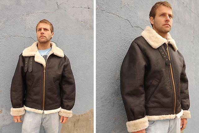 飛行夾克怎麼選?避坑指南3招幫你做資深時尚潮人 - 每日頭條