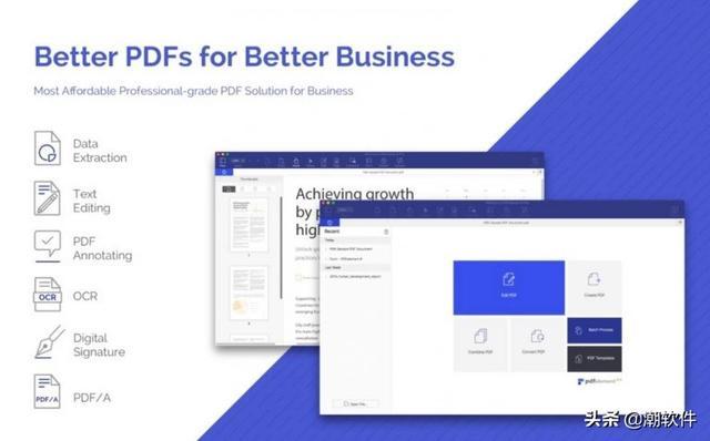 分享PDF編輯工具-萬興PDF專家 PDFelement for Mac 7.5.1免激活 - 每日頭條