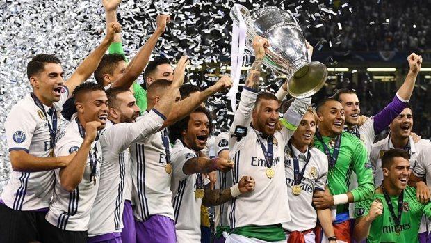 歷屆歐冠冠軍榜 1956-2018超全 - 每日頭條