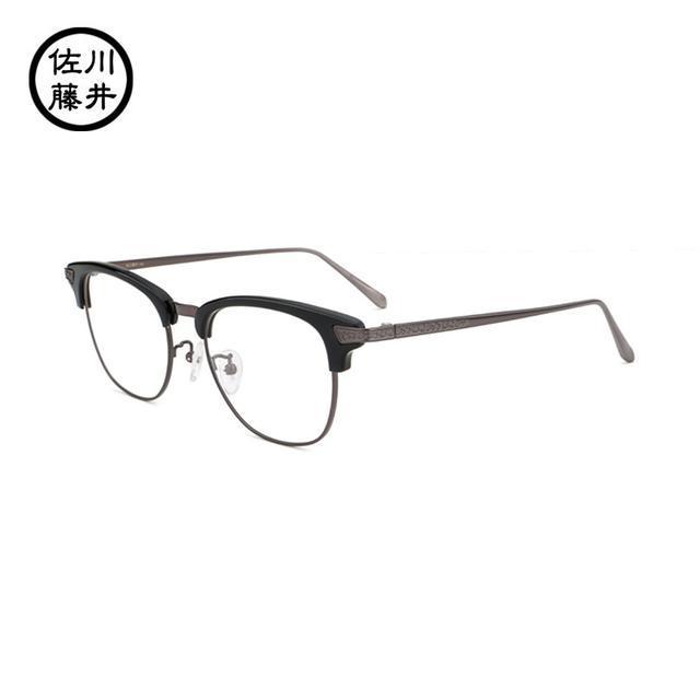 14款文藝眼鏡框推薦 - 每日頭條