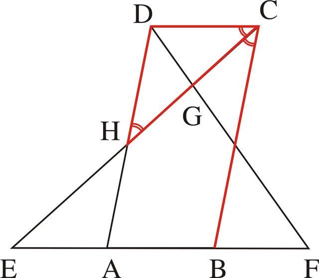 基本圖形分析法:角平分線和平行線的組合圖形(三) - 每日頭條