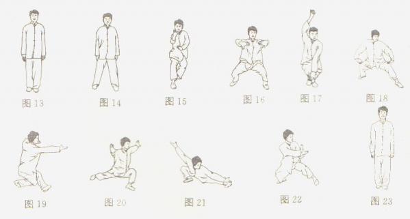 八卦掌之樁功——劉劍峰 - 每日頭條