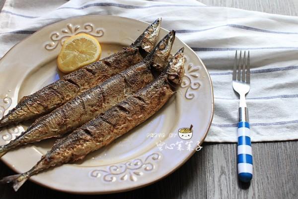 烤秋刀魚的做法 - 每日頭條