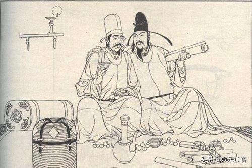 白居易和元稹不得不說的一段故事 -- 看古代文人如何玩轉朋友圈 - 每日頭條