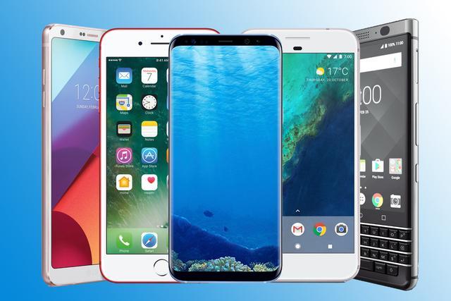 2017下半年智慧型手機新品推薦:三星蘋果都有 - 每日頭條