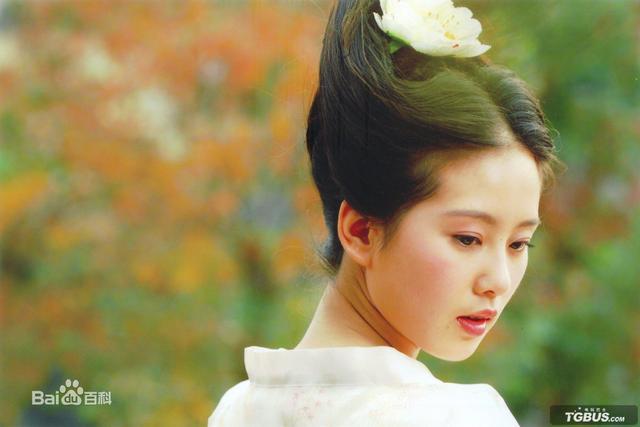 劉詩詩參演21部電視劇。哪種角色最美? - 每日頭條