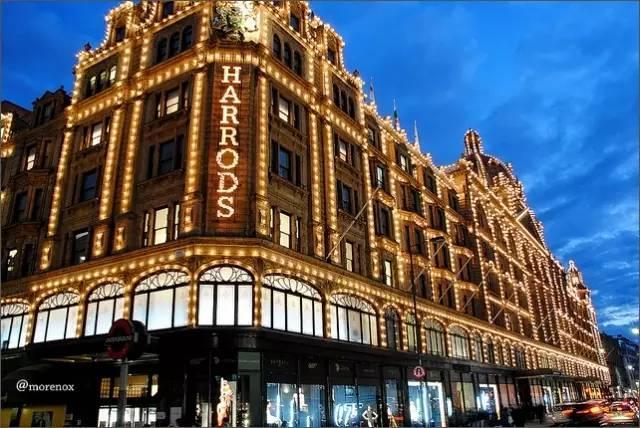 英國退歐英鎊大跌 倫敦購物指南帶你買買買 - 每日頭條