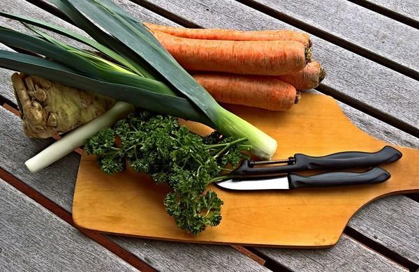 手刀沖市場買!10大高鐵質蔬菜排行 第1名超多人不敢吃 - 每日頭條
