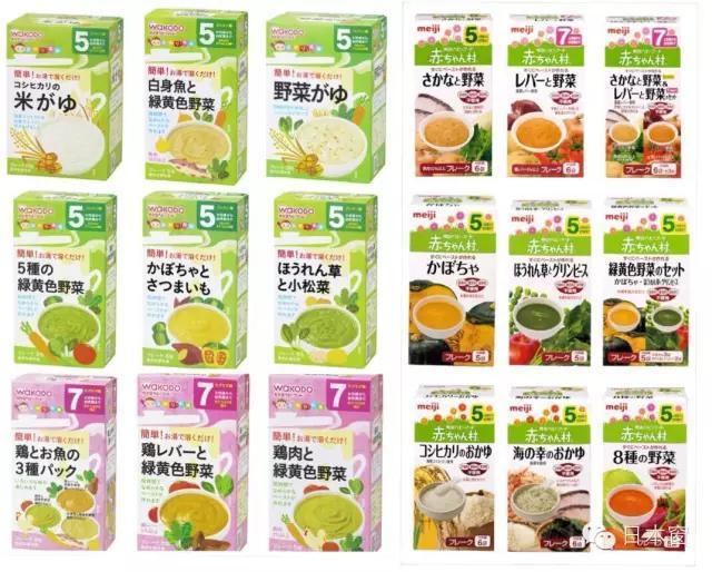 詳解日本嬰兒輔食5大階段。很多媽媽都不知道! - 每日頭條