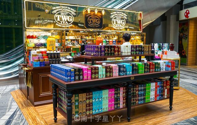 樟宜機場免稅店分布,新加坡樟宜機場怎麼逛 - 每日頭條