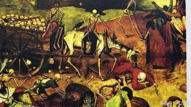 報應不爽:歐洲人征服了美洲。它們「征服」歐洲人 - 每日頭條