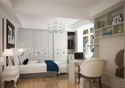 臥房要功能強大。還是要看衣櫃怎麼設計 - 每日頭條