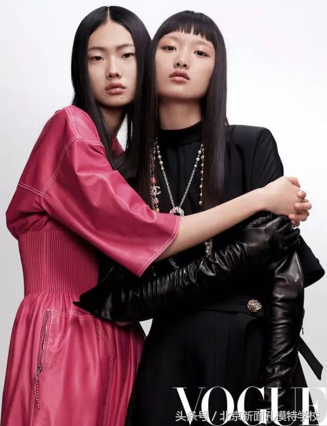 新生代中國超模已經崛起,這張臉你需要認識一下 - 每日頭條