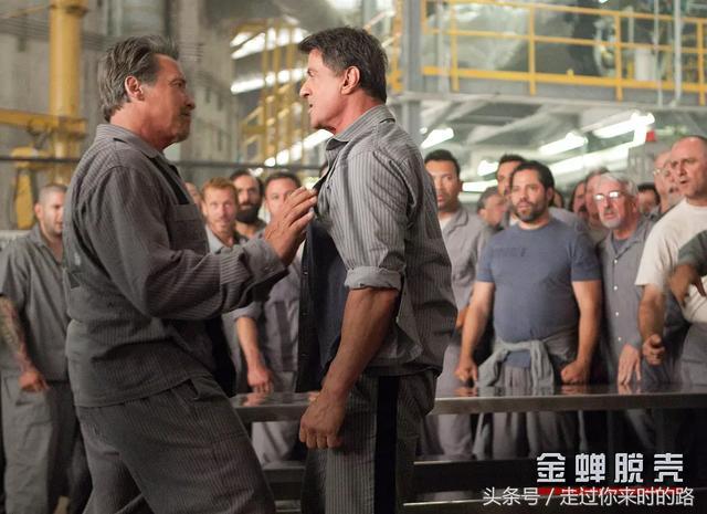 九部經典越獄電影,《肖申克的救贖》只能排第三 - 每日頭條