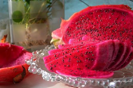 紅心火龍果吃了會胖嗎 一個紅心火龍果的熱量是多少 - 每日頭條