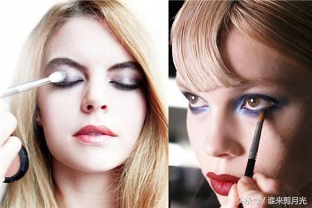 混血妝畫法 擺脫你單調的妝容 - 每日頭條