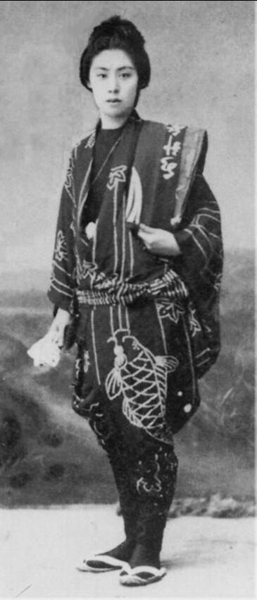 老照片:160年前的江戶,很多武士不敢行使殺掉無禮平民的特權 - 每日頭條