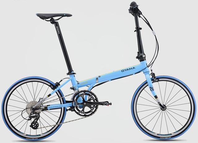 「騎友分享」如何選擇城市通勤摺疊自行車? - 每日頭條