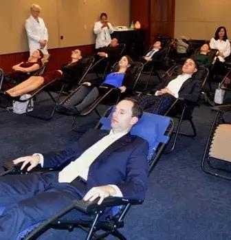 太厲害了!美國針灸已經走進美國國會 - 每日頭條