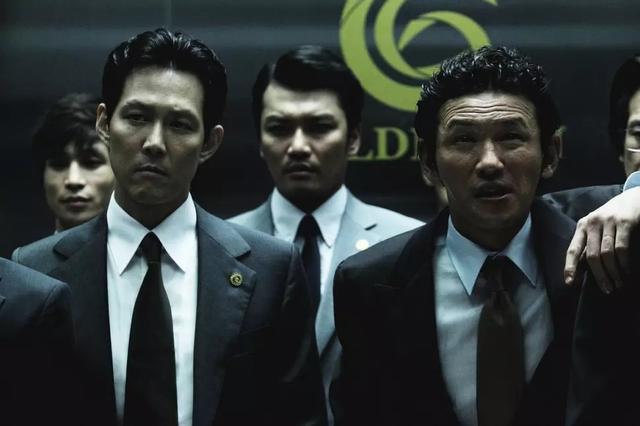 韓版《無間道》—最好看的韓國黑幫電影 - 每日頭條