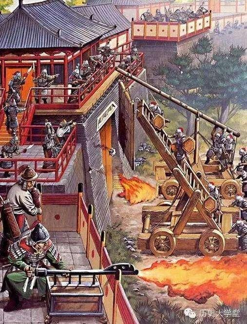 丙子胡亂朝鮮國王給滿清皇帝下跪,好慘啊! - 每日頭條