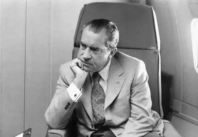 60年代美國總統尼克森訪華全程實錄(高清組圖,建議收藏) - 每日頭條