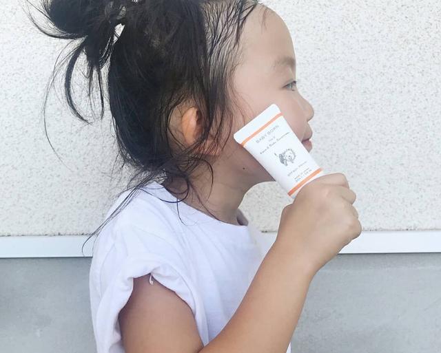 唯一一支高倍數嬰兒防曬,敏感肌不用在悶痘和曬黑中左右為難 - 每日頭條