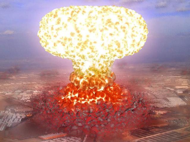 中國一武器比原子彈更厲害。能有多厲害?「氫彈之父」給出一數據 - 每日頭條