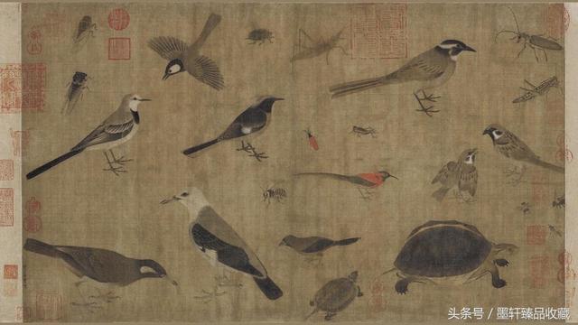 中國畫派之 ︳黃筌畫派 - 每日頭條