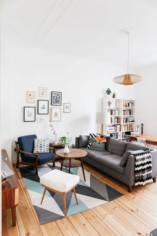 北歐系 家居一角·客廳 舒適清爽 - 每日頭條