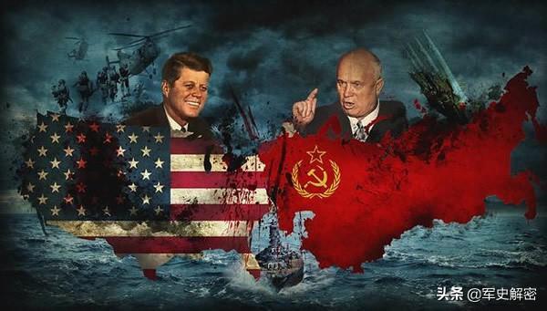 美蘇爭霸。美蘇冷戰是如何形成的 - 每日頭條