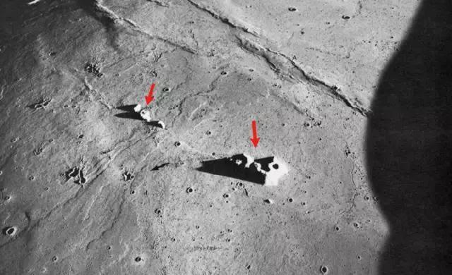美國蘇聯停止登月的背後。真的是在月球發現了外星人基地嗎 - 每日頭條