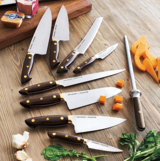 想在廚房無往不利。先從一把菜刀開始 - 每日頭條
