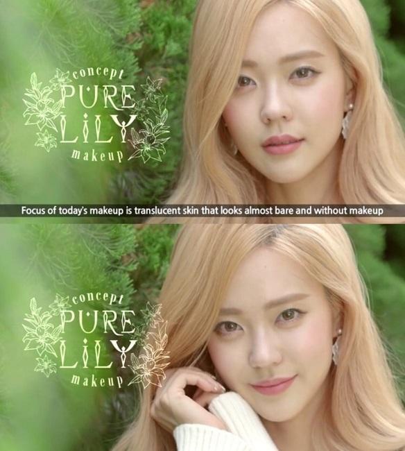 韓劇仿妝總不像 那是因為沒有畫出清純百合妝感 - 每日頭條