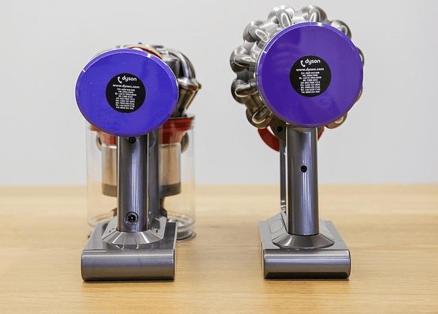 不放過任何髒污 - 戴森最新無線吸塵器Dyson V10和V8吸力比拼 - 每日頭條