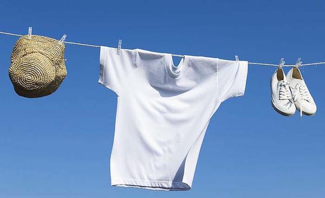 不少達人都知道白色最好搭配衣服了。但白色很容易發黃我有妙招 - 每日頭條