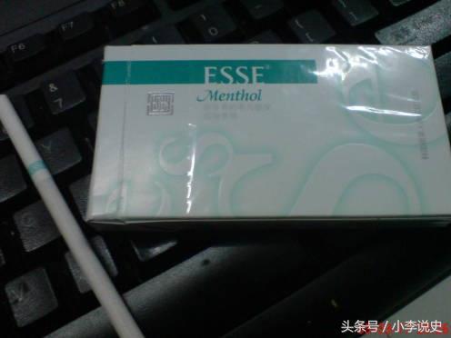 esse香煙。一種極具女人緣的韓國香煙。口感清涼適口! - 每日頭條