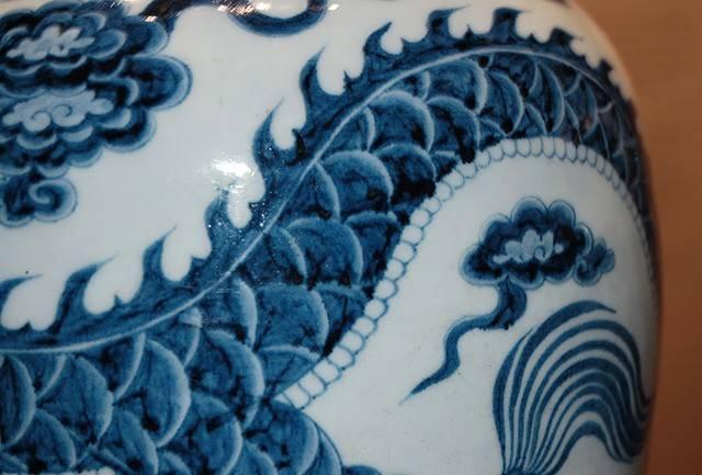 從大維德至正型元青花瓶了解元青花瓷器鑑定 - 每日頭條