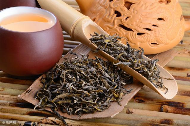 烏龍茶和綠茶有何不同? - 每日頭條