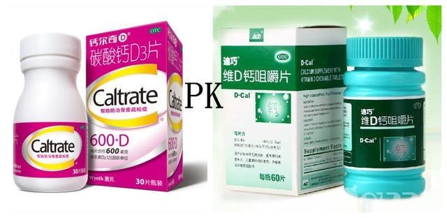 孕婦鈣片兩巨頭:迪巧PK鈣爾奇 - 每日頭條