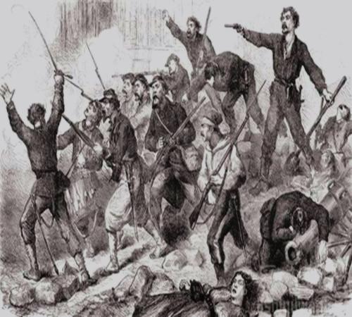 解密世界歷史之十七:巴黎公社起義 - 每日頭條